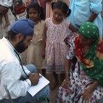 Medical Camps in Bhuj after Flood